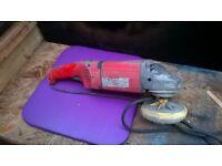 Sealey machine polisher industrial piece of kit