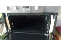 Indesit FIMD 23 double oven