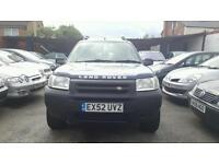 Land Rover Freelander 4x4 TD4 ES