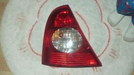 Renault Clio mk2 2001-2005 N/S Rear Light