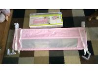 lindam safety toddler bed rail