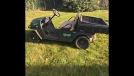 Ezgo utility vehicle