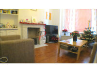 ***One double bedroom flat with basement and private garden in great location***