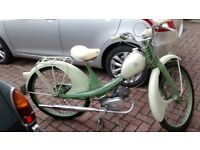1959 NSU QUICKLY. 1951 CYCLEMASTER. 1953 CYCLEMASTER. NSU AND 1 CYCLEMASTER RESTORED.ONE TO RESTORE