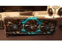 Gpu amd radeon r9 290x 8 gig model