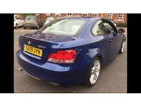 BMW 1 SERIES 120d M SPORT COUPE 2009