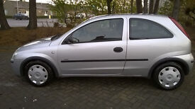 05 Vauxhall corsa 1.0 auto in very good condition 2 keys very low miles