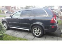 VOLVO XC90 2.4 D5 AWD, 4x4 , 7-seater, SERVICE HISTORY