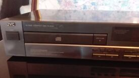 JVC XL-V235 Compact Disc Player. Good condition