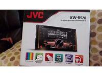 jvc kw-r520 cd receiver