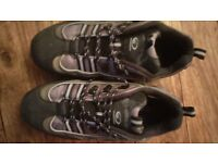 shoe trekking hiking size 42 uk 8