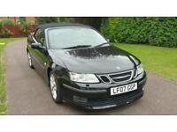 SAAB 93 AERO CONVERTIBLE 210 BHP 6 SPEED BARGAIN BARGAIN