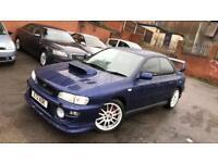 **Subaru Impreza Turbo UK2000 AWD, FULL SERVICE HISTORY! VERY QUICK CAR!**