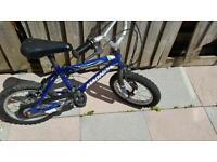 12 inch Magna bike in Blue