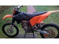FOR SALE KTM 125 SX