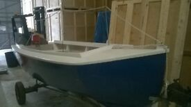 13' Fishing Boat