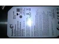 2 hard drives retail £110 want £15 each %25 for both