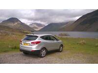 2012 Hyundai iX35 Premium 1.7 CRDi Diesel 6 speed Manual - Silver
