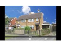 2 bed semi in Long Crendon