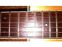 Fender F65 70's vintage acoustic with hard case. will px