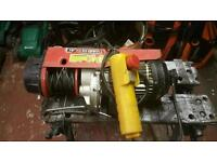 Clarke strong arm winch