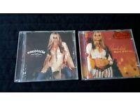 Two Anastacia CDs