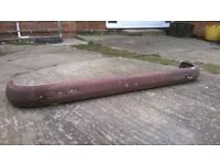 Volkswagen Early Bay Camper 67 - 71 Rear bumper