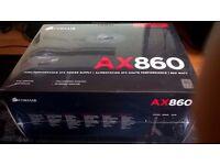 CORSAIR AX860 PSU PLATINIUM POWER SUPPLY