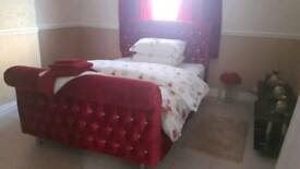 Two bedroom furnished flat for rent in S11