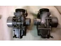 Handed pair of amal mk11 carburettors