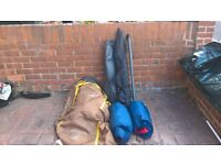 LARGE QUANTITY OF CAMPING GEAR LOOK CHEAP