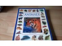 THE COMPLETE BOOK OF ANIMALS PLUS THE WORLD OF SNAKES