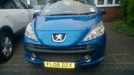 Peugeot 207 for sale Blackley area