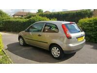 Ford Fiesta Finesse 2004 1.2 12month MOT cheap car