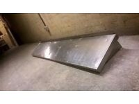 Stainless steel catering shelf excellent central London bargain