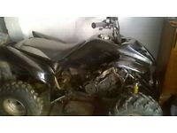 quad bike 150 cc tow bar