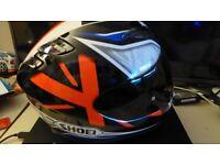 SHOIE crash helmet