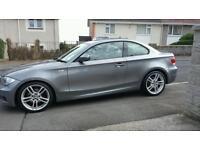 BMW 118d M coupe