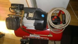 50L Twin V air compressor