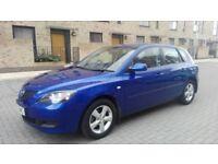 2007 Mazda Mazda3 1.6 TS 5dr ~ One Year MOT ~ Low Mileage