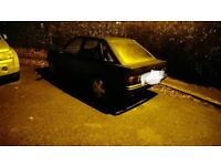 Ford escort Mk 3 x reg 22 k on clock no mot £700