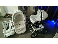 3 In 1 Travel System pram