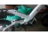 Brand new Electric bike a2 b cost over 2000 pounds