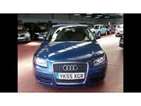 Audi A3 2.0TDI Sport DSG 3dr LOW MILEAGE