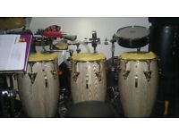 Percussionist Available for Working Band