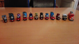 Thomas Take n' Play Trains (12 diecast engines!) - COLLECTION ONLY, HERTFORD TOWN