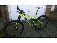 Trek Remedy 7 Mountain bike for sale with Rock Shox Stealth Reverb seat post