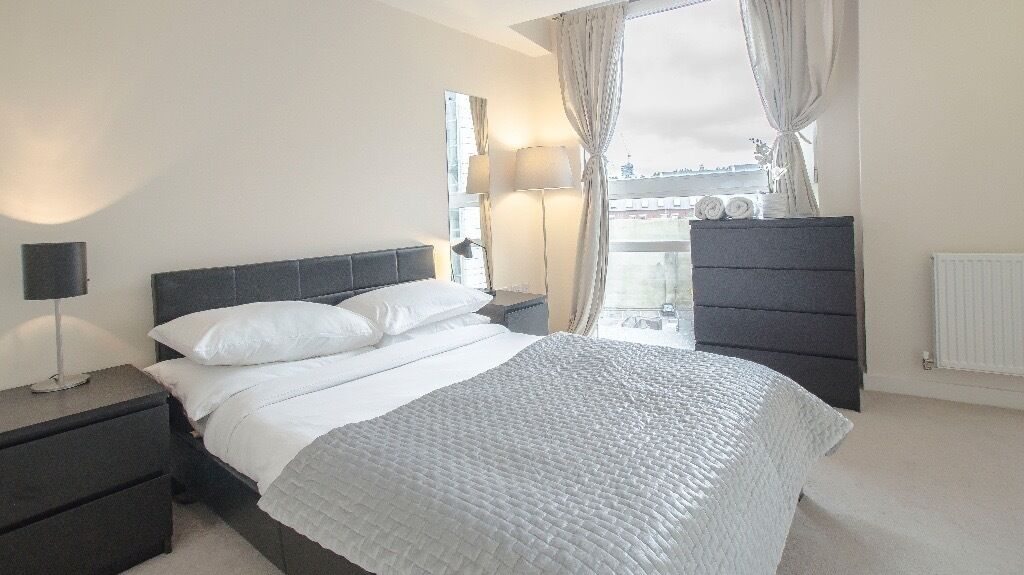 ** SHORT LETS** 1 Bed Flat In The City | MOORGATE | ST PAULS