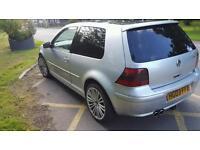 VW golf gt tdi 6 speed 130bhp mapped to170bhp FSH