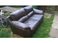 2 seater and a 3 seater sofa